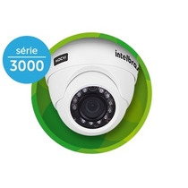 Câmera Intelbras Dome Hdcvi 720p 20m Ir Hd Vhd 3120d 2.8mm