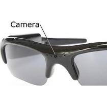 Óculos Espião Com Câmera Escondida, Filma E Fotografa