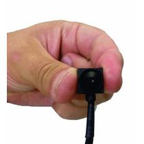 Micro Câmera Espiã Visão Noturna / Microfone - Frete Grátis