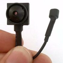 Mini Camera Espiã P/ Cftv (camuflada) - Frete Grátis