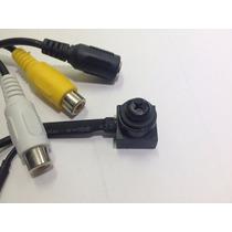 Camera Espia Camuflada Parafuso C/ Microfone 650 Linhas