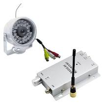 Mini Câmera Sem Fio Wireles Com Áudio Noturna Infravermelho