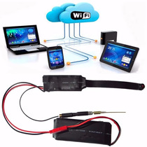 Câmera Ip Wireless Wifi Espiã Acesso Celular Internet T65