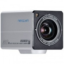 Câmera Profissional Color Digital Zoom Optico 30x Sony