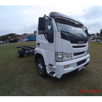 Caminhao Iveco Vertis 3/4 90v16 Ano 2011 No Chassi(6 Mts)0km