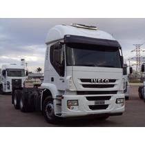 Iveco Stralis 380 6x2 2012 Entr. + Parcelas De R$ 3.685,95