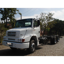 Mb 1620 C/ Carroceria Ou Chassi - Rossatto Caminhoes