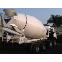 Betoneiras De Concreto Completa Mb Ford,scania,volks,cargo,