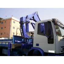 Caminhão Munck Iveco (motor Cummins)