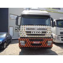 Iveco Stralis Hd 570 380 Cv Teto Alto Estado De Zero 2007/20