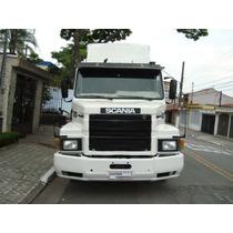 Scania/t113-h 360 Branco 92/92 6x2 Gustavo Caminhoes