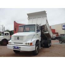 Mb 1620 Truck Caçamba 10m³ - Ótimo Estado