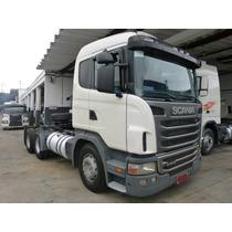 Scania G470 6x4 Bug Leve 2010 = G 470 420 Volvo Fh 440 400
