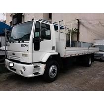 Ford Cargo 1317 E Ano 2008 Toco Carroceria R$ 75.000,00