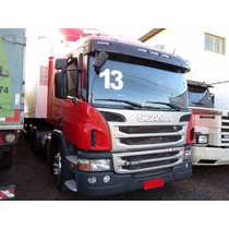 Scania P 360 6x2 Ano 2013 Completo Ent 32 Mil