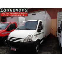 Iveco Daly 35s14 Chassi Bau Ano 2012