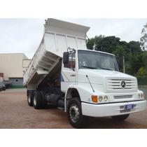 Mb 1620 Truck Caçamba 10m³ - Ótimo Estado - Todo Original