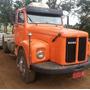 Scania 111 Motor 113 / 360 Cv Turbinado Laranja Cabine Leito