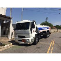 Ford Cargo Tanque Com Serviço Na Ale