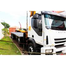 Iveco Tector 240e25 8x2-12 Masal 44.000 3h/1m Preço De Custo