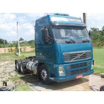 Volvo Fh 520 6x2 Azul