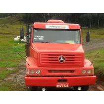 Mercedes 1620 Truck Graneleira