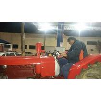 Trator Valmet 80 Id Motor Mwm 4 Cil