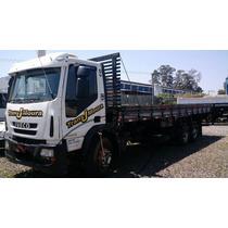 Caminhão Truck Iveco 240e25 Ano 2010 Troco Por Hilux
