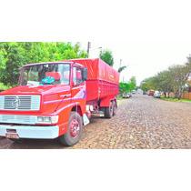 Caminhão Mb1618 - Caçamba Agrícola 26m³ - Impecável