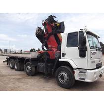 Caminhão Munck - Ford Cargo 2422e - Guindaste Madal Pk 55502