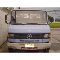 Mercedes-benz 709,ano 1995,carroceria ,cor Azul, Original.