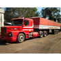 Pb Conjunto Scania 113 360 1997 Carreta Ls Graneleira 2005