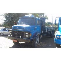 Oportunidade - Caminhão Mb 1982 - Trucado