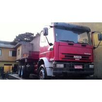 Caminhão Iveco Eurocargo 170 E21 Motor Mwm 207cv