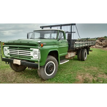 Ford F600 Ano 1974