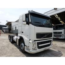 Volvo Fh 460 6x2 Fh460 Taxa1,6% 130ent+36x4000,00trocafh440