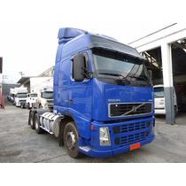 Volvo Fh12 380 Fh 12 380 6x2 2004 Globetrotter Teto Alto