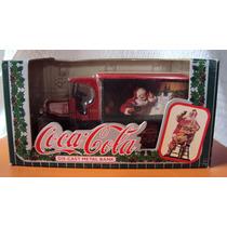 Coca-cola, Caminhão Primeira Série, Anos 30 (cofre De Metal)