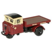 Truck Model - Oxford Diecast 1:148 British Rail Mecânica