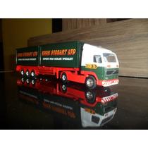 Volvo Fh Com Container Corgi 4x2 , Escala 1,87 Novissima