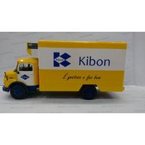 Miniatura Caminhão Mercedes-benz 1113 1968 Kibon