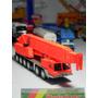 Miniatura Caminhão Guindaste 12x6 Grove Ho 1:87 Wiking