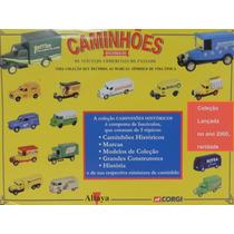 Coleção De Caminhões De Transporte Históricos Corgi 1:64