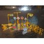 ( L - 130 ) Acessorios Para Diorama - Kit Construção -03