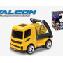 Caminhão Falcon Truck Entulho Usual Plastic - Imperdível!