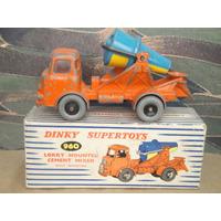 Dinky Supertoys - Caminhão Betoneira - N° 960 - C/ Cx Origin