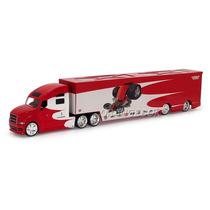 Caminhão Race Transporter Pro Rodz Maisto 1:64 11512-2-verme