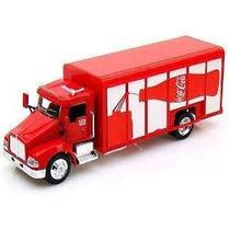 Miniatura Caminhão Coca Cola Kenworth T300 - 1:43 - Novo !!!