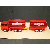 Caminhão Bitrem Bombeiros 5 Eixos Comp45cm Larg08cm Alt11cm