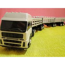 Caminhão Volvo Carga Seca Tri-trem 9 Eixos Comp 87 Cm
